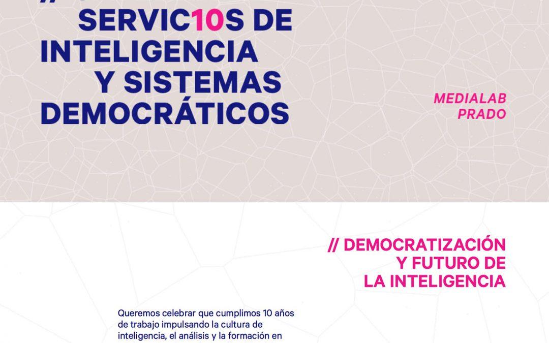 Evento del 10º Aniversario | Concurso de Start-ups 'Democratización y futuro de la Inteligencia'